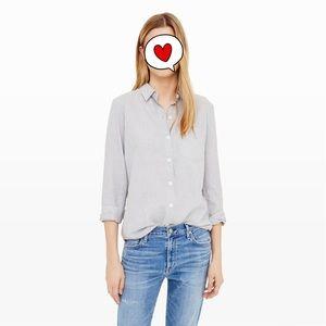 Club Monaco Marikate Shirt (Grey)